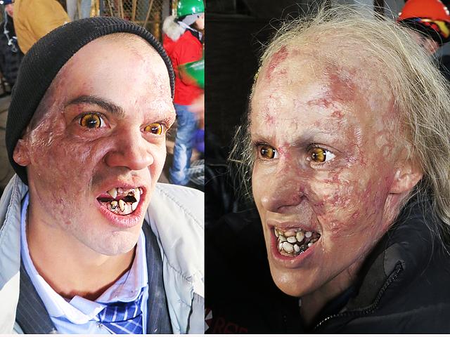 Abominations make-ups