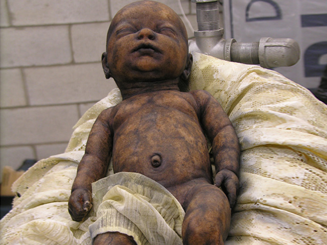 Dead Baby from '5150 Rue DesOrmes'
