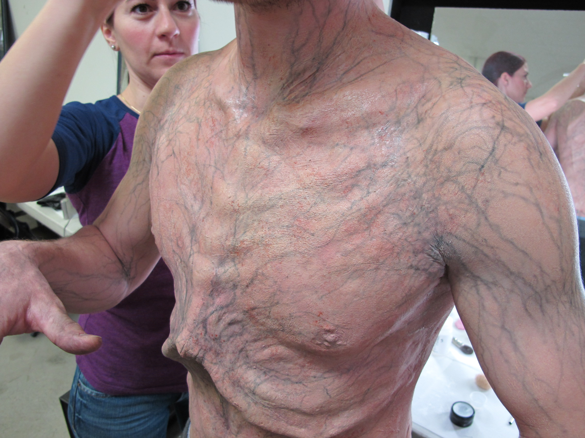 'Josh' wolf transformation, stage 1 | Lifemaker FX - photo#22