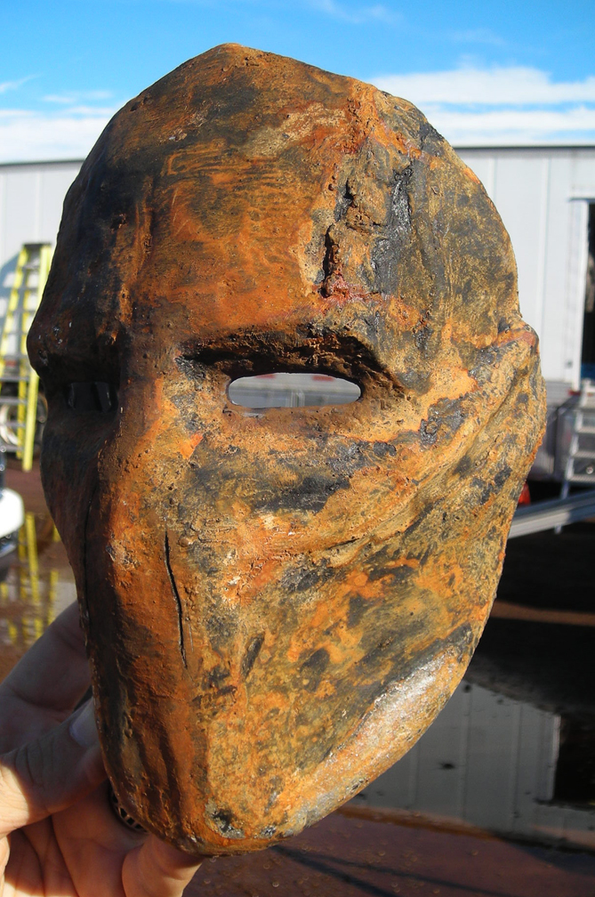 Death Race Masks And Props Lifemaker Fx