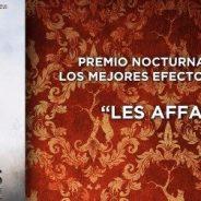 The Ravenous (Les Affamés) wins 'best FX' award at the Madrid Film Festival!