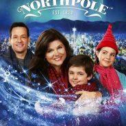 March 2014, shooting a Christmas movie for Hallmark!