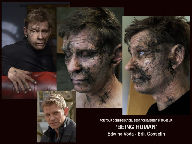 A fourth straight Canadian Screen Awards nomination for BEING HUMAN.